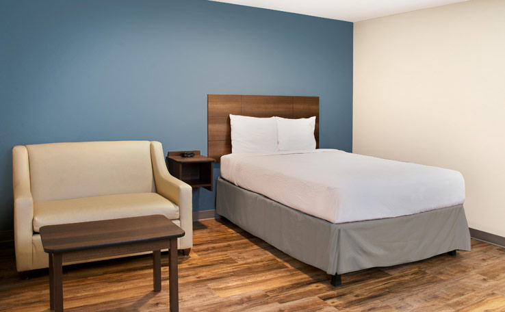 Extended Stay Hotels in Nashville, TN | WoodSpring Suites