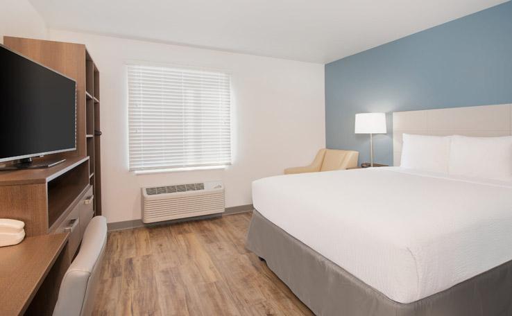 Extended Stay Hotel in Pooler, GA   WoodSpring Suites
