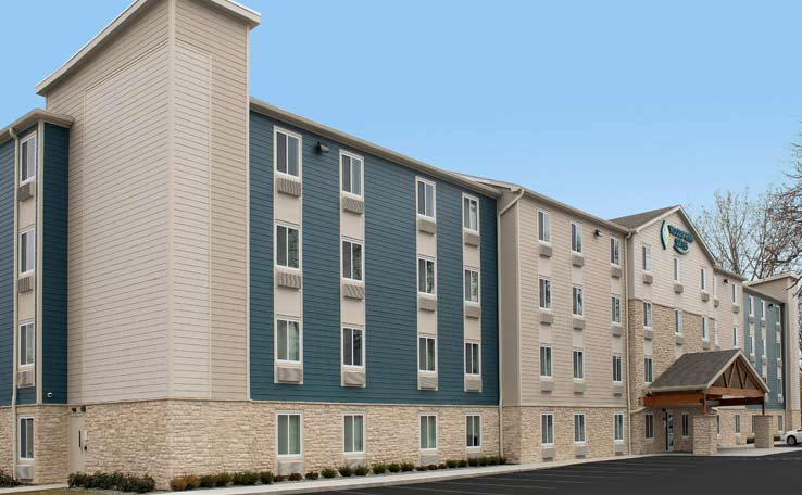 Extended Stay Hotels Providence 02904
