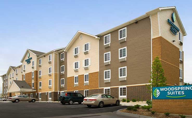 Extended Stay Hotels In Romeoville Il Near Joliet Il Woodspring