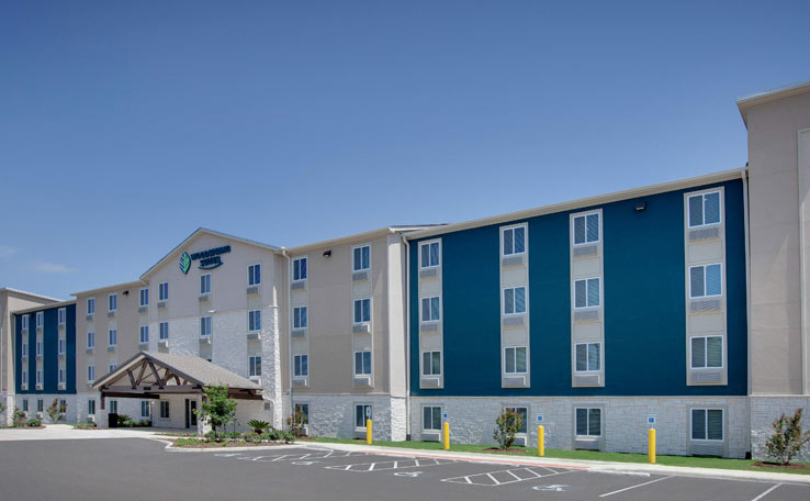 Extended Stay Hotels in San Antonio, Texas | WoodSpring Suites