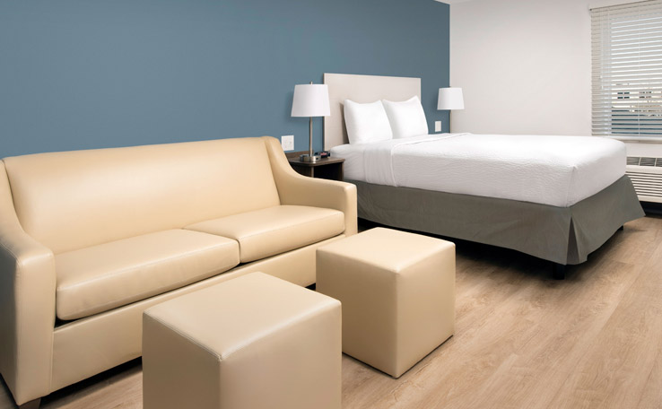 Extended Stay Hotels in Tinley Park, IL Near Chicago