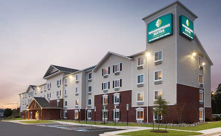 Woodspring Suites Baltimore White Marsh Photos Previous