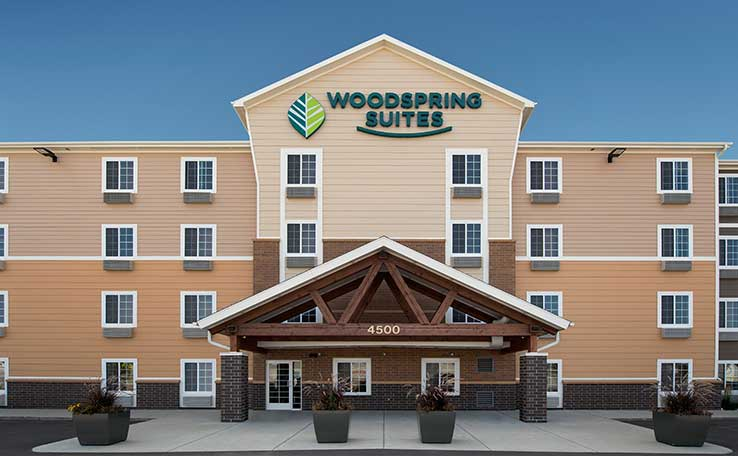 Grand Rapids Hotels >> Extended Stay Hotels In Wyoming Mi Woodspring Suites