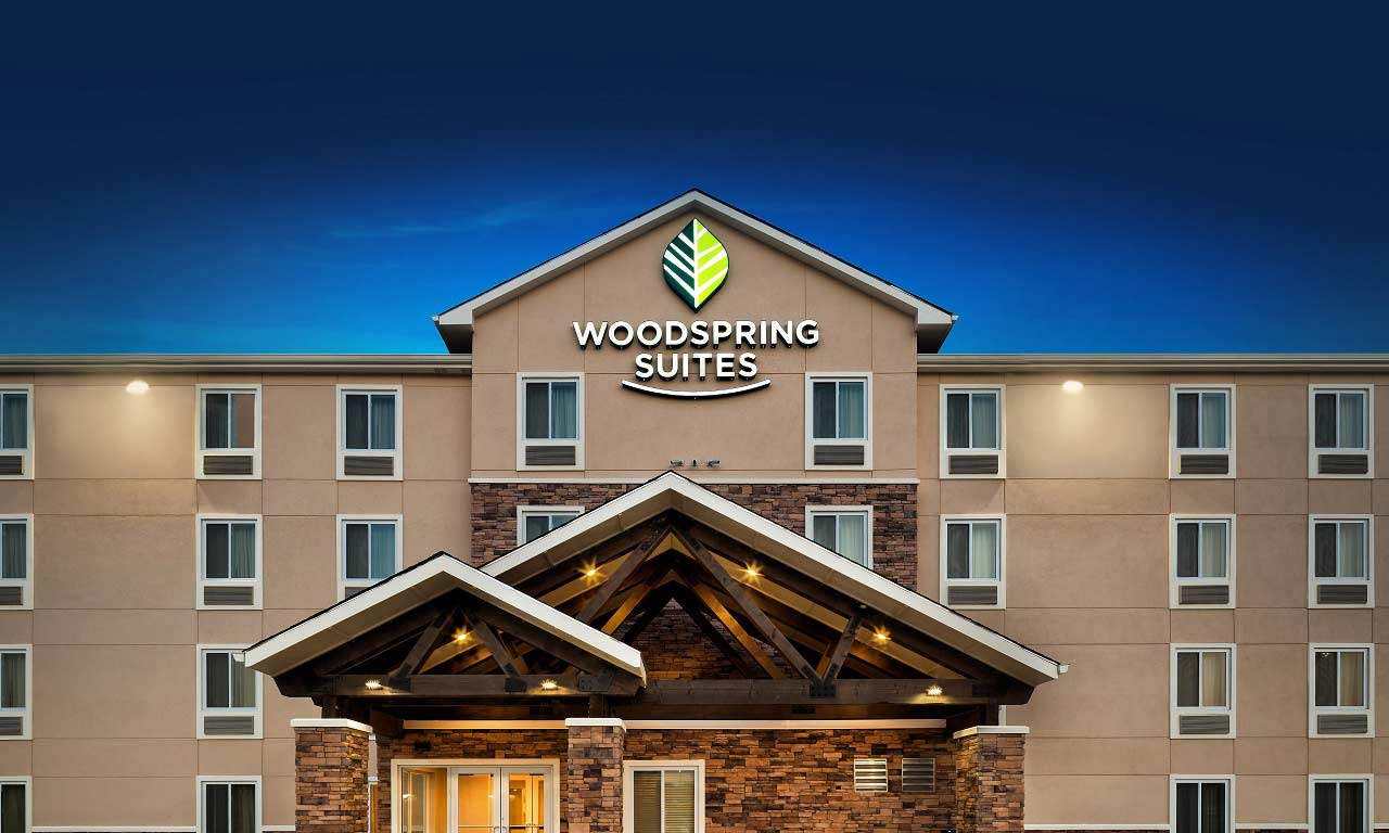 extended stay hotels woodspring suites and value place weekly hotels